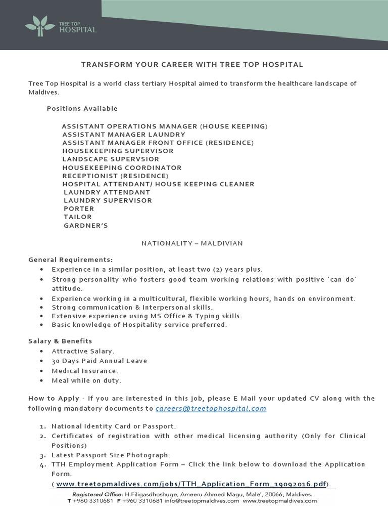 job announcement finance r pdf