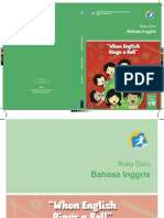Buku Pegangan Guru Bahasa Inggris Smp Kelas 8 Kurikulum 20131
