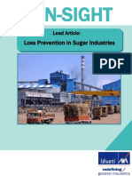 Loss Prevention and Safety in Sugar Mills