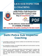 Delhi Police SI Coaching.ppt