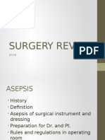 Surgery Review 2016