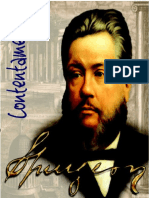 C. H. Spurgeon - Contentamento