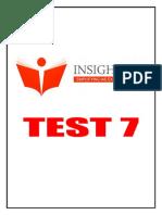 07. INSIGHT CSP 2017 Test 07.pdf