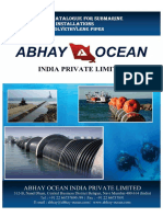 technicalcataloguesubmarineinstallationsofpipes-160313093419