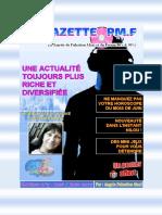 Gazette de Pulsation Maxi du mois de Juin