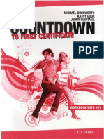 Countdown to First Certificate Workbook (2)
