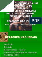 Aula 3 - Reatores Não Ideais.ppt