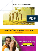 Preventive and Master Health Checkup @ Affordable Costs