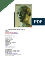 carti sculptura