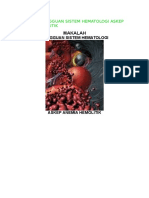 Makalah Gangguan Sistem Hematologi Askep Anemia Hemolitik