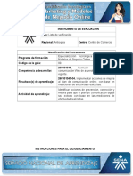 IE 6 Evidencia Auditoria
