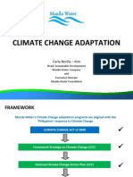 Climate Change Adaptation Berina-Kim