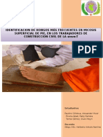 Informe de Micosis Superficial de Pie II