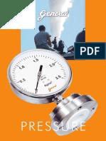 Pressure gauge details
