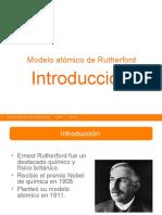2 º Nivel Modelo de Rutherford en Adelante