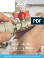 CCI Valve Selection and Sizing Guide eBook