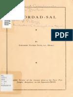[v. 55]. Khordad-sal - By Khursheed Navroji Pavri