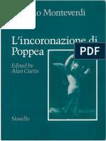 Monteverdi - Incoronazione Di Poppea - Novello