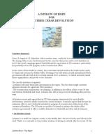 lebanon final report