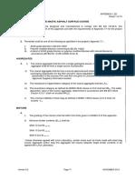 European Asphalt Specification Annex D