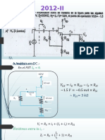 Problemas de Transistores UNI FIM