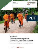 Handbuch Tourismusplanung in der Entwicklungszusammenarbeit