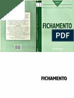 Livro Fichamento-rosana Morais Weg