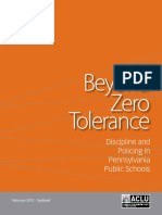 Beyond Zero Tolerance 2 16- 015 Final 64204 Aclu