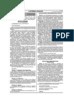 Ds-019-2009-Minam - Reglamento Ley 27445 - SEIA