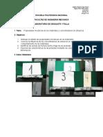 Practica 3. Propiedades mecánicas de materiales y concentradores de esfuerzos