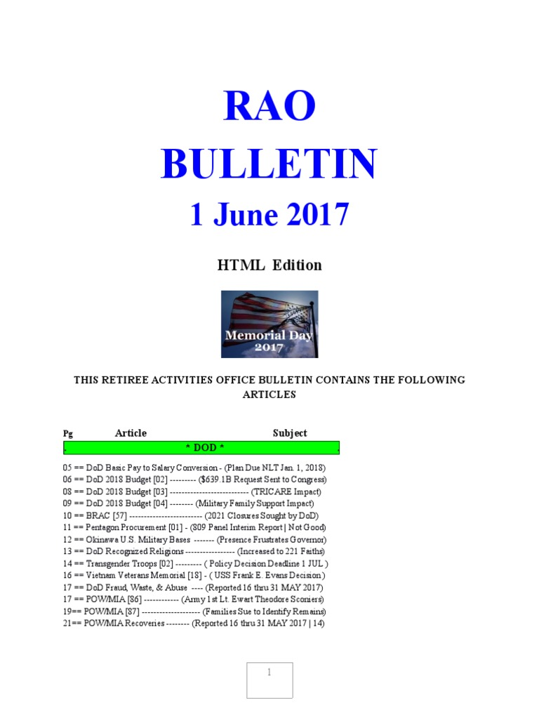 Bulletin 170601 Html Edition Okinawa Prefecture United States Voucher Map Rp 700000 Department Of Defense