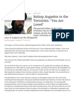 Bishop Angaelos You Are Loved
