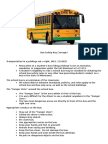 bus safety key concepts