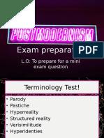 L7 Exam Prep and Feedback2016