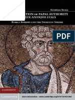 [Kristina Sessa] the Formation of Papal Authority