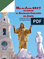 MES DE JUNIO EN HONOR AL SAGRADO CORAZÓN DE JESÚS EN EL CENTENARIO DE FÁTIMA