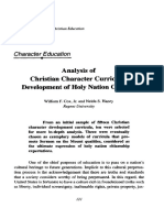 Analysis of Char Curr
