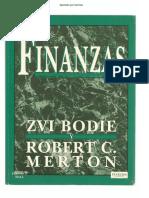 Finanzas - 1ra Edición - Zvi Bodie & Robert C. Merton