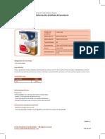 8410127162154.Carte d or Gelatina de Fresa Deshidratado 850g