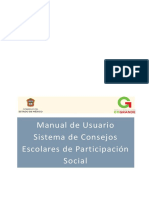 Manual de Usuario SICEPS