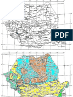 Harta Climatica a Romaniei