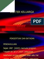 100114 - Kedokteran Keluarga - dr. Sani.ppt