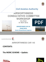 Consolidated Presentation - 16th Airworthiness Consultative Committee Meeting - 01NOV16