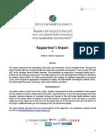 20170601 FINAL Rapporteur's Report