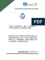 Plan Maestro de Lambayeque