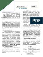 Semana 01 Economia