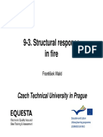 09 3 Structural Response in Fire