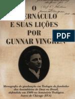 O Tabernáculo e as Suas Lições Por Gunnar Vingren