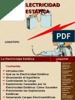 La Electricidad Estática - muestra.pps