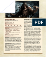 The Homebrewery - NaturalCrit - Abyssal Reaper